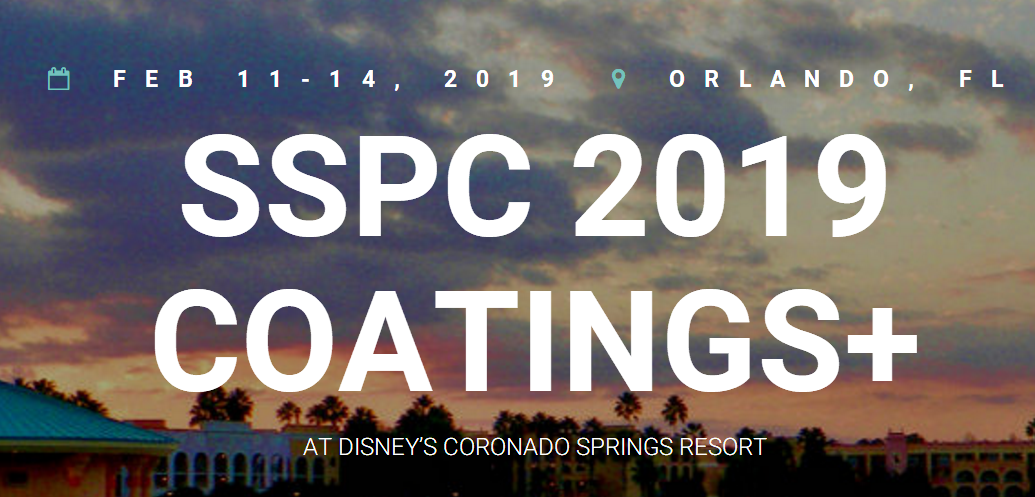 SSPC will be in Orlando!